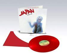 "JAPAN QUIET LIFE 12"" RED Vinyl LP 2021 Half-Speed Mastered (Released 5/03/2021)"