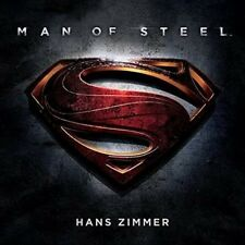 Man of Steel Original Motion Picture Soundtrack 0888837153928 CD