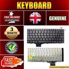 ASUS EEE PC EPC 700 701 701 SD 900 901 900HD Keyboard UK Matte Black No Frame