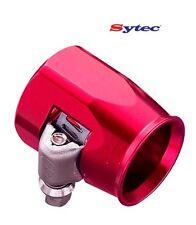 Original Sytec Manguera De Combustible Rematador (rojo) de 17,5 mm Id / -8 un. de petróleo o manguera de agua