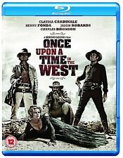 Once Upon A Time In The West [Blu-ray, Region Free, Classic Western, Bronson]