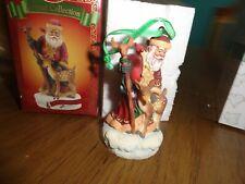 2000 Winter Harmony Annual Santa Ornament by John Kissling
