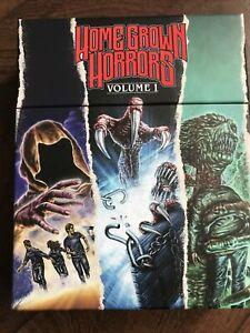 Homegrown Horrors Vol.1 Blu Ray Region Free