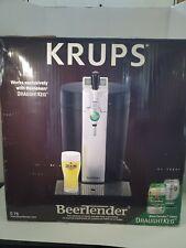 Pre-Owned/Used*Krups BeerTender Mini Keg Beer Dispenser w/Box*Model B95*Clean!