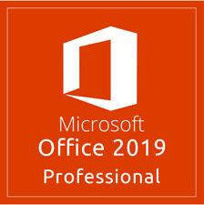 Microsoft Office 2019 Professional Plus Lizenzschlüssel Lebenszeit - 2 PC