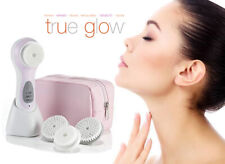 Rechargeable Facial Cleansing Brush Electric Face Cleanser Spin Massager System