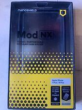 Rhinoshield iphone 7 Plus / 8 Plus MOD NX Black case=