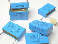 ERO - MKP1840 / 0.68uF - 250V  Hi-End Audio Grade Capacitors  x 10 PIECES
