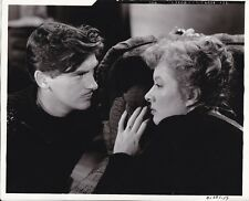 GREER GARSON RICHARD HART Original Vintage 1947 DESIRE ME MGM PROOF Photo