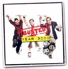 Busted CD Single Year 3000 - Promo - France (EX/EX)
