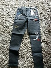 Topshop MOTO Jamie Jeans Size 26/34 RRP £60.00