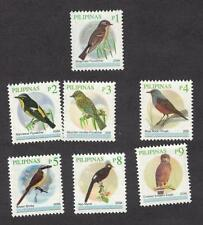 Philippines 3201 - 3208-  Birds. Short Set. Not Complete.  MNH OG. #02 PHIL3201