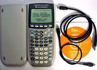 TI-84 Plus Silver Edition Graphing Calculator Texas Instruments TI84+ Silver