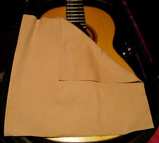 Royal 16 MicroFiber Suede Guitar Cleaning/Polishing Cloth for Classical Acoustic