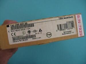 Modicon Quantum 140 CRP 931 00 RIO Head S908 1CH