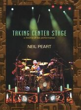Neil Peart Taking Center Stage Play Rush Time Machine Tour Drums Music DVD