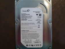 "Seagate ST3250310AS 9EU132-310 FW:4.AAA SU 250gb 3.5"" Sata Hard Drive"