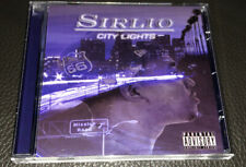 Sirlio - City Lights (CD, 2011, Broadcast Music) RARE L.A. G-Funk
