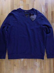 ALEXANDER WANG blue cotton sweatshirt authentic - Size Medium - NWT