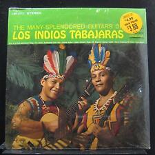 Los Indios Tabajaras - The Many-Splendored Guitars LP New Sealed LSP-3413 Record
