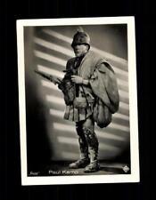 Paul Kemp  Haus Bergmann Film Photos Zigarettenbild  ## BC 129132
