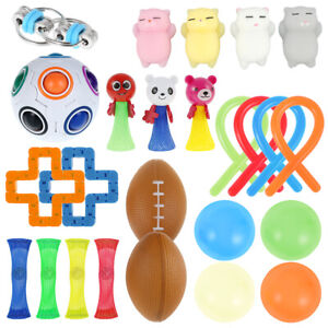 Sensory Toys Fidget Stress Sensory Autism Anxiety Relief ADHD Special Needs SENS