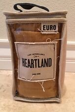 Lady Antebellum's Heartland A 00006000 merican Honey 100% Cotton Euro Pillow Sham New!