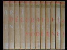 ENCYCLOPEDIE ARTS DECORATIFS ET INDUSTRIELS MODERNES - 1925 -EXPOSITION ART DECO