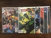 RUSH CITY #1 - 6 SET (Beautiful NM Complete Run) DC COMICS, CHUCK DIXON