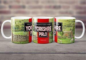 Kalvin Phillips Yorkshire Pirlo - Leeds Utd mug - Gift - Novelty - Secret Santa.