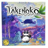 Asmodee TAKENOKO Children's Board Game - Chinese Panda Japanese Bamboo