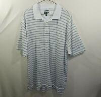 ADIDAS Climacool Short Sleeve Mens Polo Golf Shirt Size EXTRA LARGE XL
