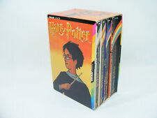 Coffret 4 tomes HARRY POTTER 1 2 3 & 4  livres J.K. Rowling Folio Junior
