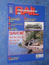 Connaissance Du Rail n° 143 Janvier 1993
