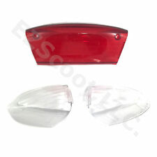 TAIL LIGHT COVER LENS CHINESE SCOOTER GY6 4 STROKE TAOTAO ROKETA JONWAY SUNL