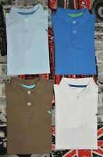 5x H&M Polo T-Shirt's Gr.134/140 Weiß/Blau/Orange etc.Top Zustand