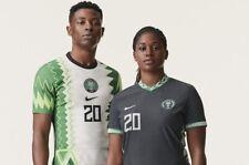 MEN'S NIGERIA 20 21 SOCCER JERSEY NAME & NUMBER