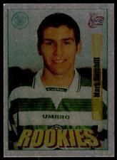 Futera Celtic Fans' Selection 1997-1998 (Chrome) Matt Burchill #39