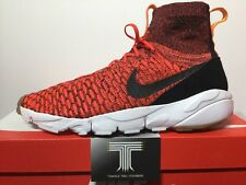 Nike Air Footscape Magista Flyknit ~ 816560 600 ~ Uk Size 9