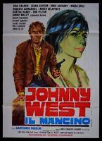 M143 Manifesto 2F Johnny West Die Linkshänder Dick Palmer Diana Garson Mike