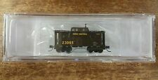 N Scale Bowser 37811 N5c Caboose Penn Central PP&L Coal Service  23065