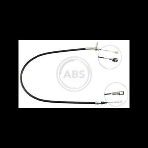 Cable, parking brake, Mercedes w126 1985 - 1991, ABS K11297