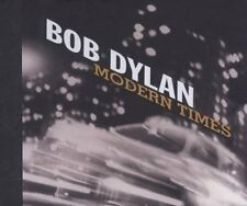BOB DYLAN - MODERN TIMES: LIMITED EDITION CD+DVD SET (2006)