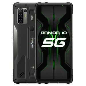 "5G Cell Phone Ulefone ARMOR 10 OctaCore Dual SIM 8+ 128GB 64MP 6.67"" Smartphone"