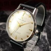 Vintage Seiko Marvel SEIKOSHA 19J Hand-winding Men's Watch from Japan #170