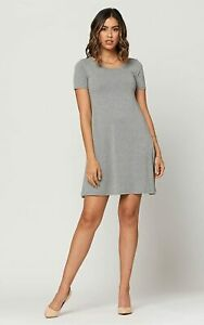 Conceited Premium Womens Casual Short Sleeve Dresses with Pockets