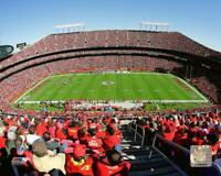 ARROWHEAD STADIUM KANSAS CITY CHIEFS *LICENSED* 8X10 PHOTO