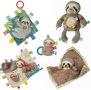 Mary Meyer ~ Sloth ~ Blanket ~ Lovey ~ Toy ~ Rattle ~ Taggies ~ Choose Favorite