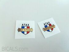 ATAX stem bicycle decal sticker silk screen FREE SHIPPING