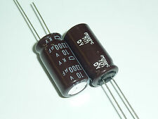 20Pcs Nippon Low impedance Capacitor 10v3300uF 10V KY 12.5x25mm 105℃